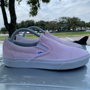 Vans Light Pink Shoes